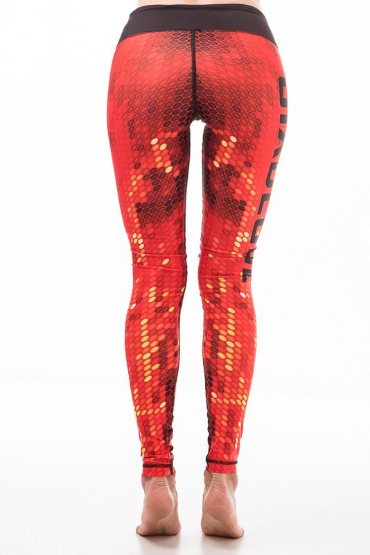 Leggings Digital Glow Crossfit