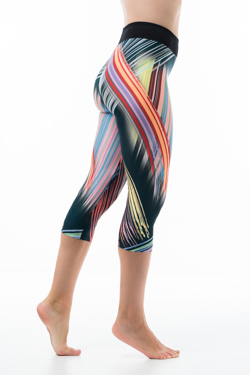 3/4 Leggings Onelike Athleisure