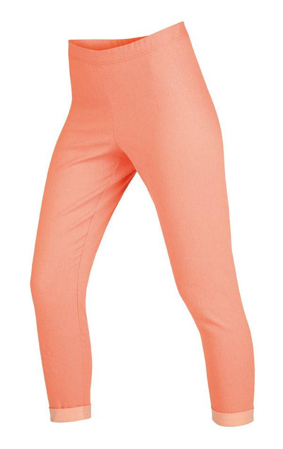 Salmon 7/8 Length Pants