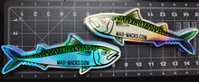 MAD MACKS FC HOLO STICKER (Right/Left Pair)