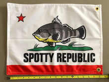 SPOTTY REPUBLIC FLAG