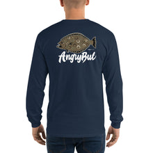 ANGRY BUT LONG SLEEVE SHIRT (Classic Fit)