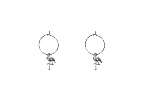 Dora Flamingo Tiny Hoops