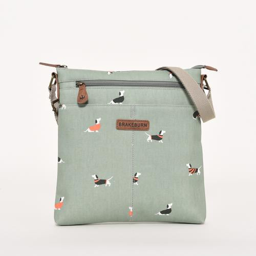 Brakeburn Sausage Dog Cross Body Bag (AW19)