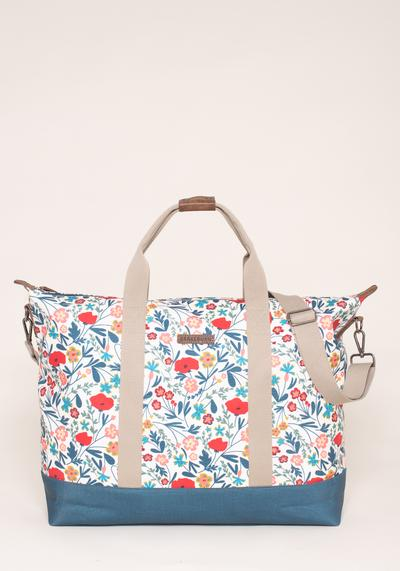 BRAKEBURN BOTANICAL WEEKEND BAG SS21