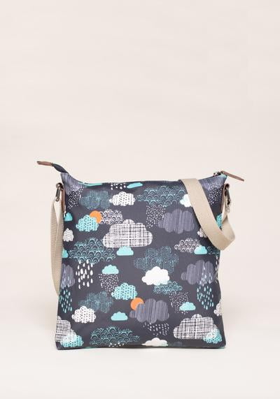 BRAKEBURN RAIN CLOUD CROSS BODY