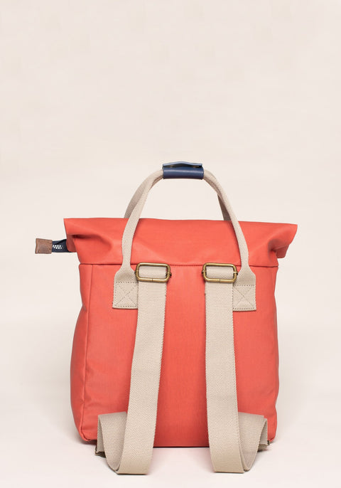 BURNT ORANGE RUCKSACK