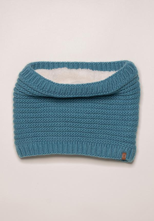 BRAKEBURN CHUNKY KNIT SNOOD