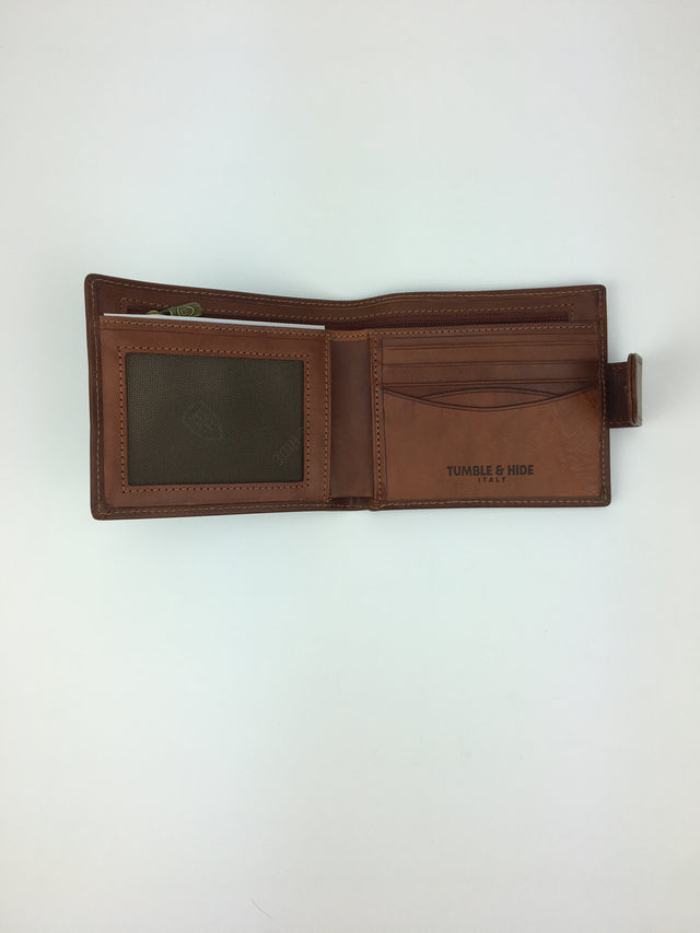 Leather Notecase / Wallet (Vegetale) (2022 THV)