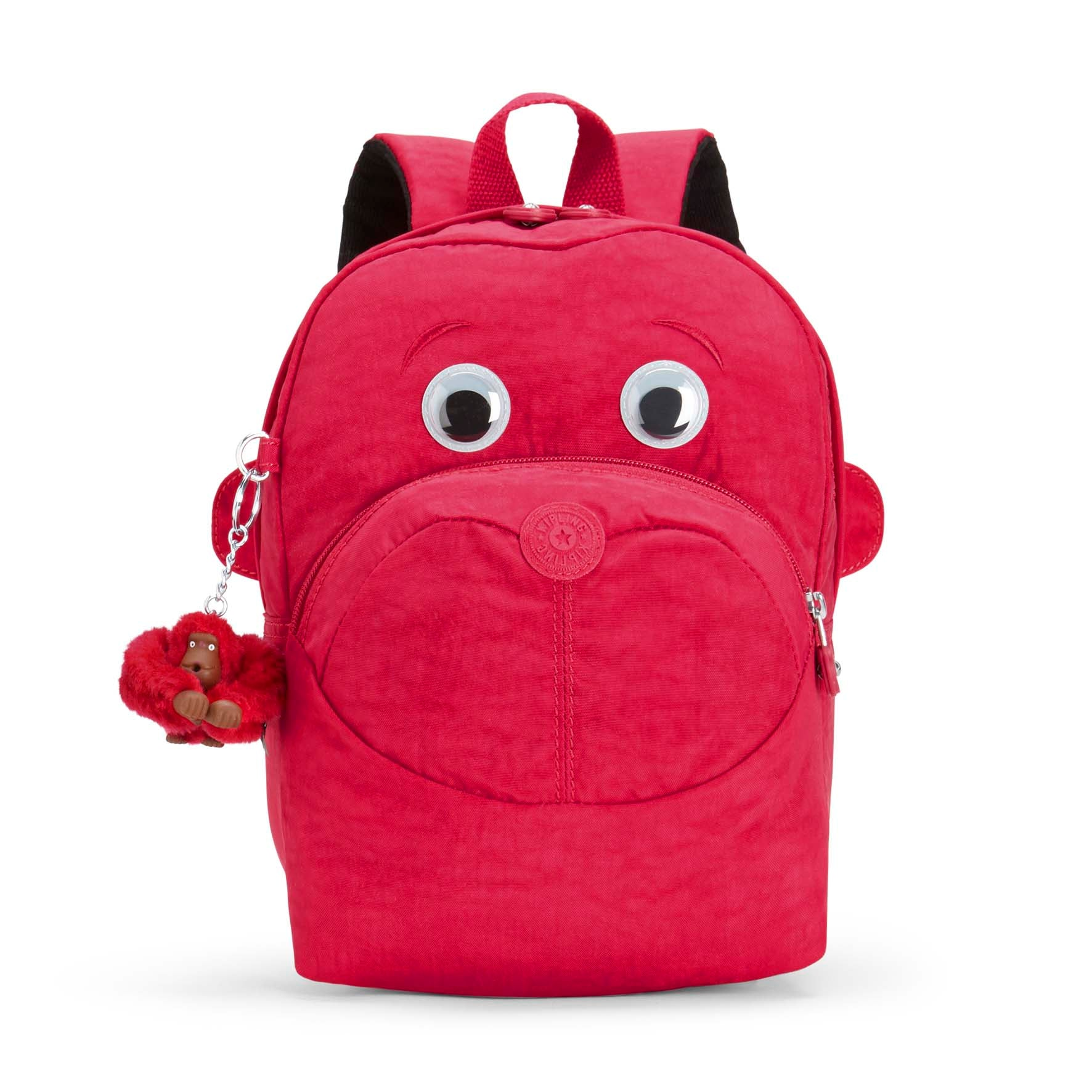cute cheap new collection the sale of shoes Kipling Faster Kids Backpack (Ong) - True Pink
