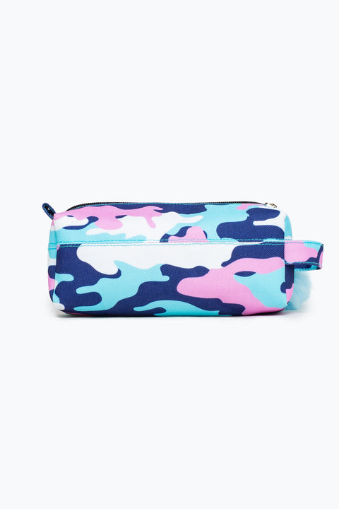 HYPE EVIE CAMO PENCIL CASE