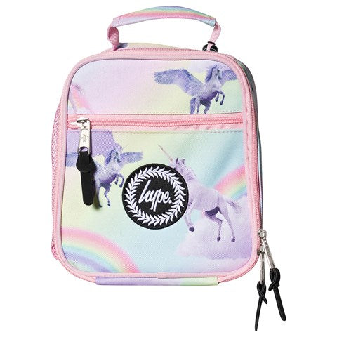 Hype Rainbow Unicorn Lunch Box