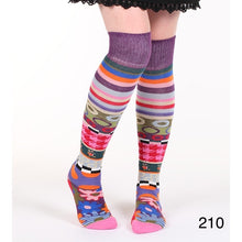 Over the knee sock