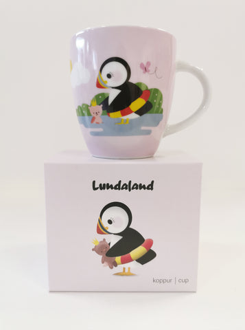 Lundaland Cup - Pink