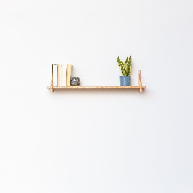 MIMA Shelving 1 shelf set with books
