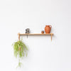MIMA Shelving 1 shelf set upturned brackets