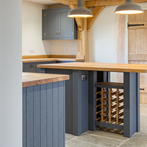 Shaker Kitchen Island
