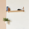 MIMA Shelving 1 shelf set with hanging plant