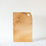 serving board made from oak