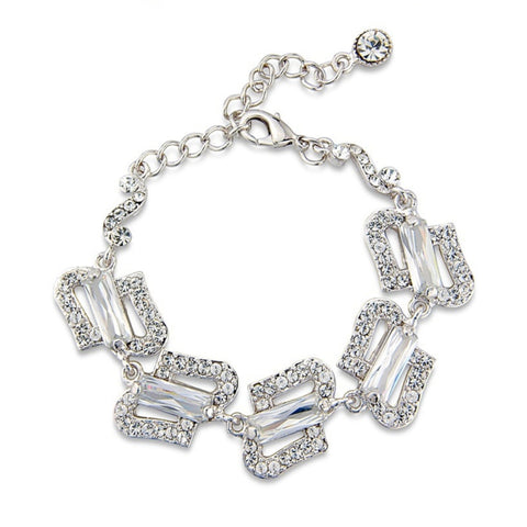 Crystal Couture Bridal Bracelet