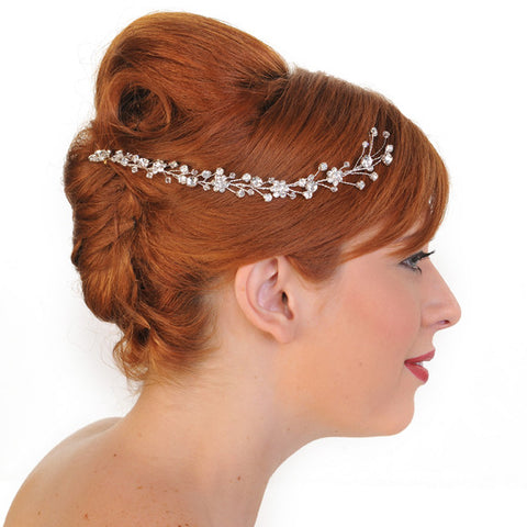 Modern Twinkly Hair Vine For A Modern Or Contemporary Look