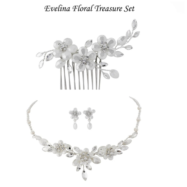 Evelina Floral Treasure Set