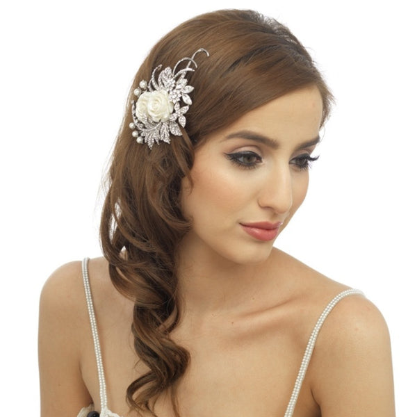 Extravagance Beauty Bridal Crystal Headpiece