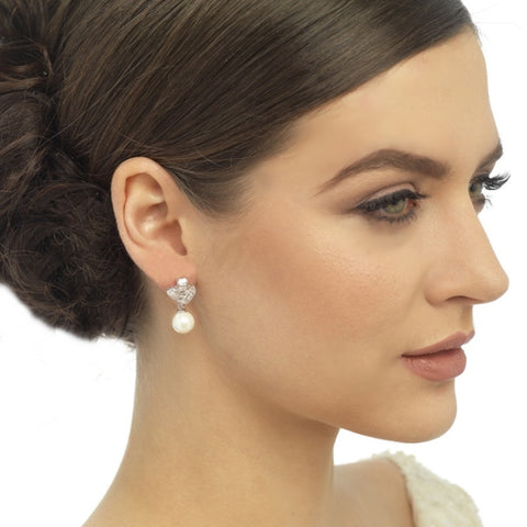 Gatsby Glam Bridal Earrings