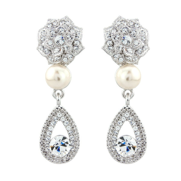 Luxe Starlet Bridal Earrings