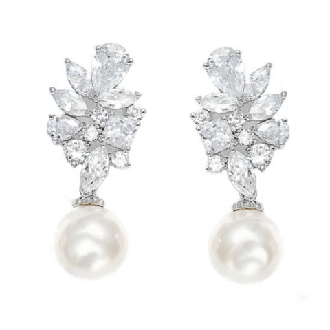 Majestic Bridal Earrings