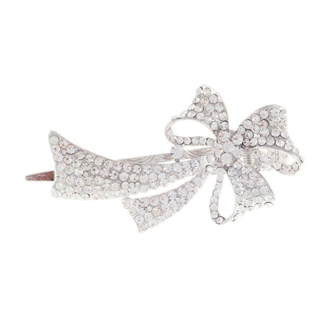 Wedding Hair Clip With Austrian Crystals