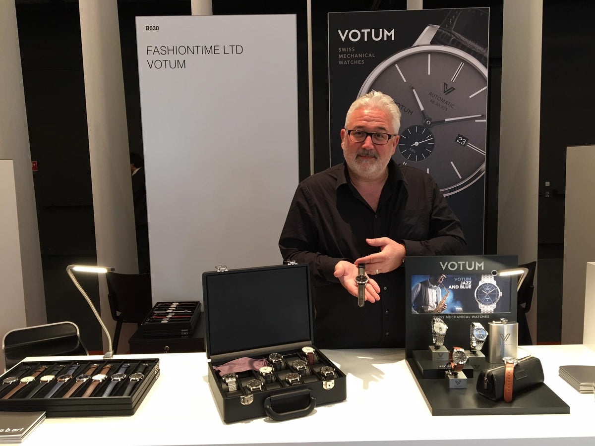 Votum at Baselworld 2017