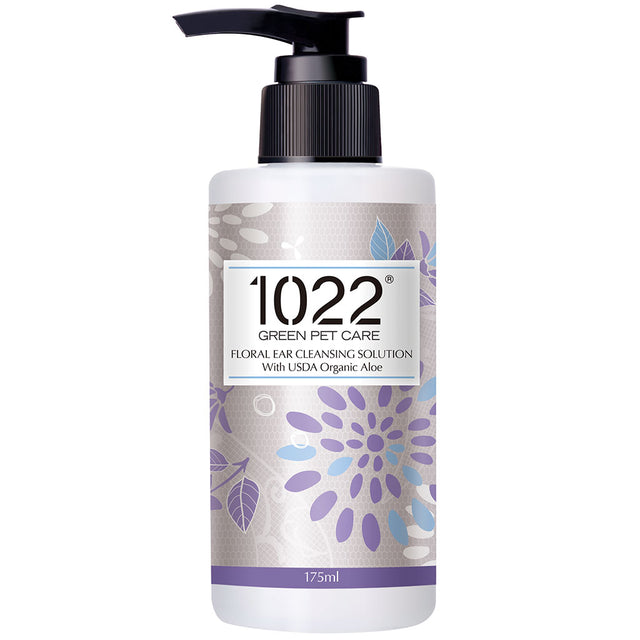 10% OFF [NEW]: 1022® Floral Ear Cleansing Solution (2 sizes)