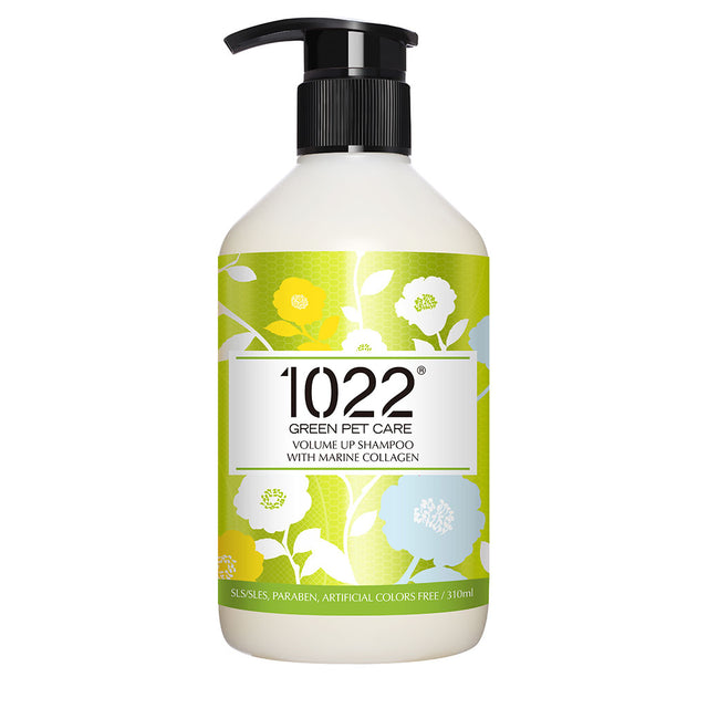 10% OFF [NEW]: 1022® Green Pet Care Volume Up Dog Shampoo (2 sizes)
