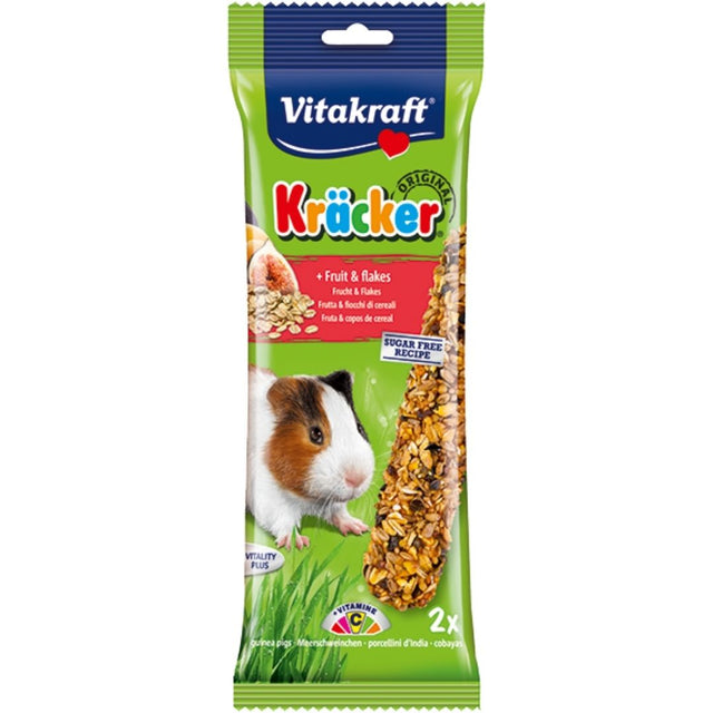10% OFF: Vitakraft® Kracker Fruit Guinea Pig Treats (2pcs)