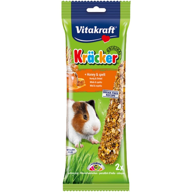 10% OFF: Vitakraft® Kracker Honey Guinea Pig Treats (2pcs)