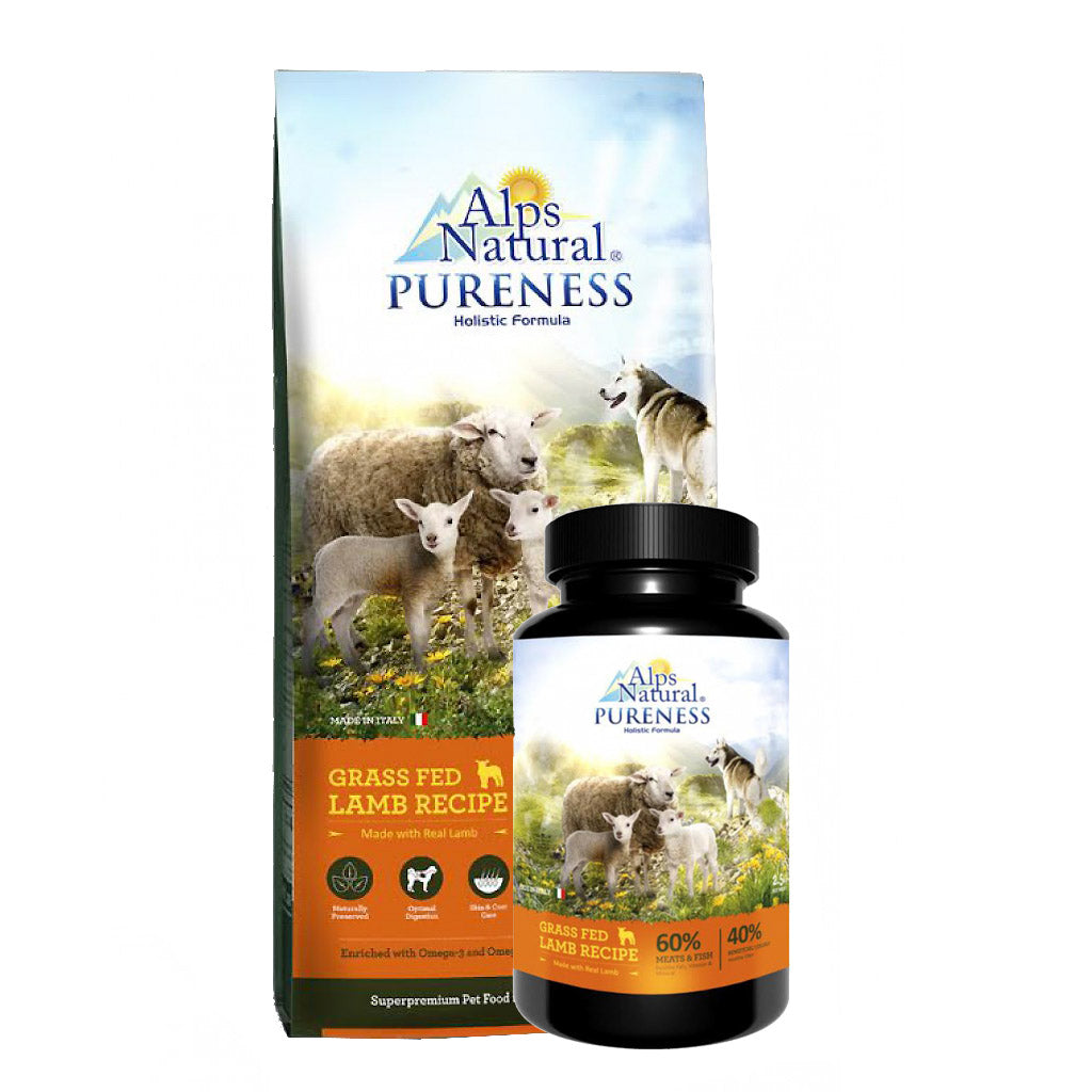 30% OFF: Alps Natural® Pureness Holistic Lamb Dry Dog Food (2 sizes)
