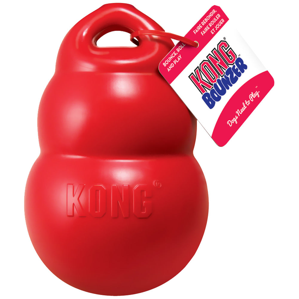 20% OFF: KONG® Bounzer Dog Toy (3 sizes)