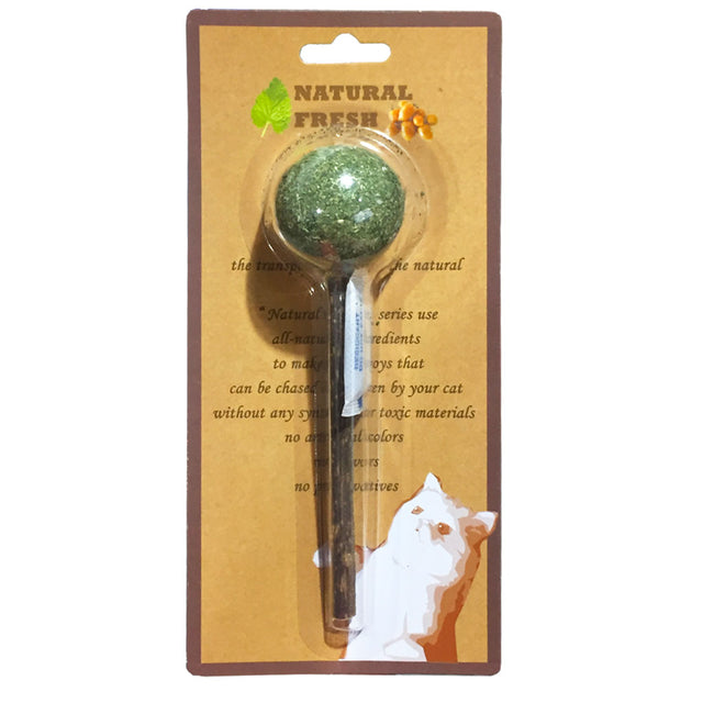 Catwant® Catnip Fitness Lollipop