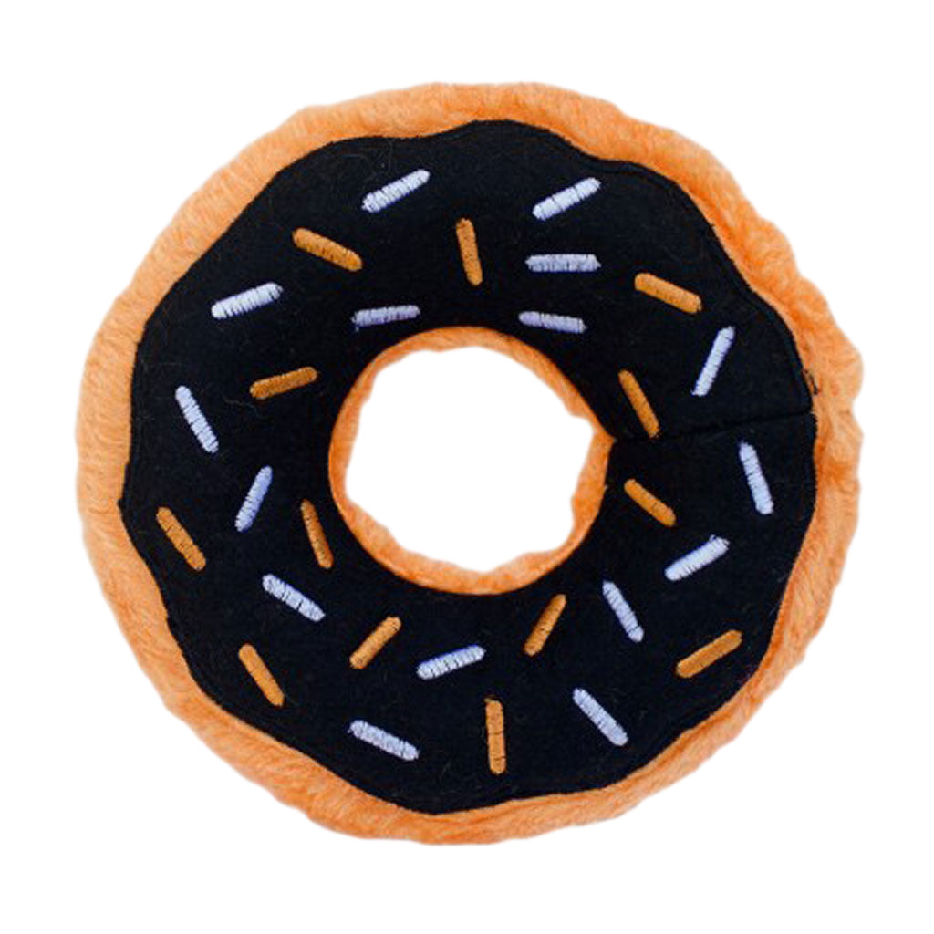 ZippyPaws® Halloween Donutz - Pumpkin Spice Dog Toy