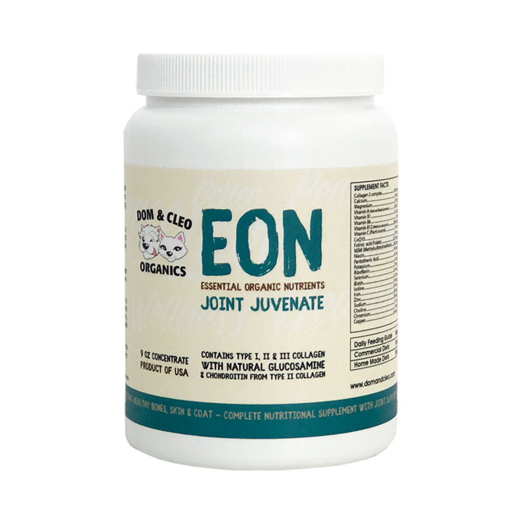 10% OFF: Dom & Cleo® EON Joint Juvenate Supplement for Dogs & Cats (2 sizes)