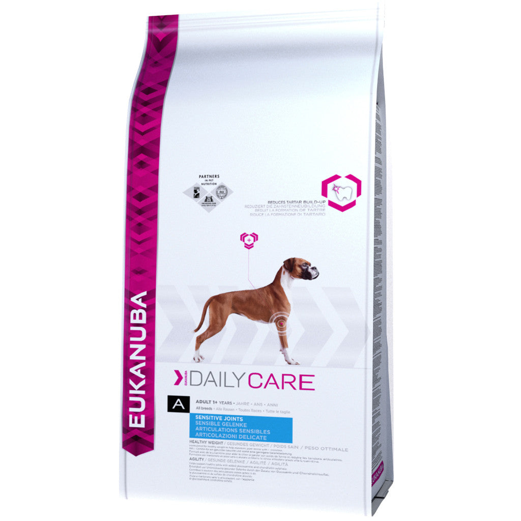 20% OFF: EUKANUBA® Daily Care Sensitive Joints Dry Dog Food (12.5kg)