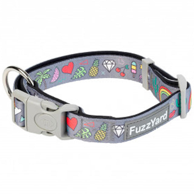 10% OFF: FuzzYard® Coachella Dog Collar (2 sizes)