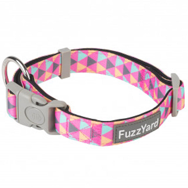 10% OFF: FuzzYard® Crush Dog Collar (4 sizes)