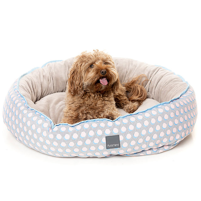 30% OFF [CLEAR]: FuzzYard® Reversible Dog Bed – Dippin (3 sizes)
