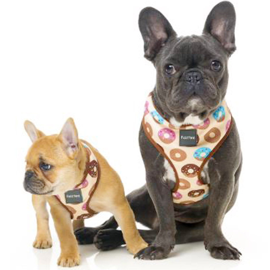 15% OFF: FuzzYard® Go Nuts Step In Dog Harness (4 sizes)