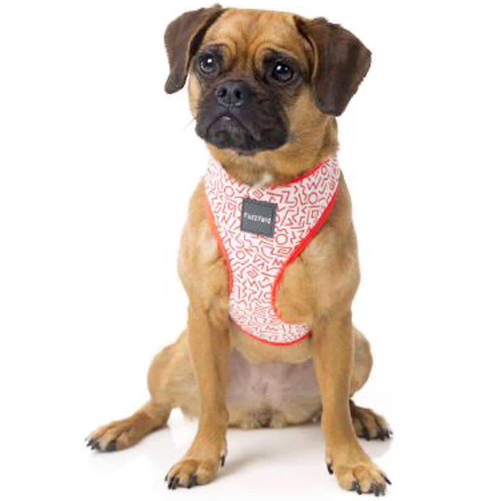 15% OFF [NEW]: FuzzYard® Scramble Step In Dog Harness (2 sizes)