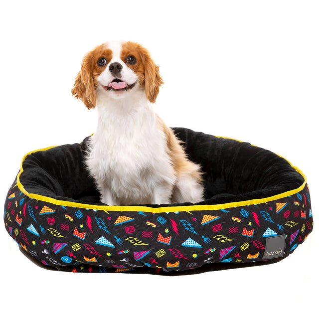 20% OFF + FREE TREATS [NEW]: FuzzYard® Reversible Dog Bed - Bel Air (3 sizes)