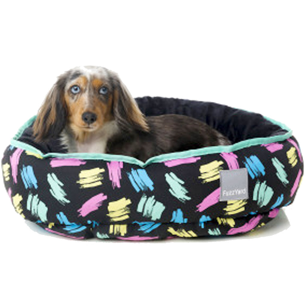 15% OFF [NEW]: FuzzYard® Reversible Dog Bed - Chalkboard (3 sizes)
