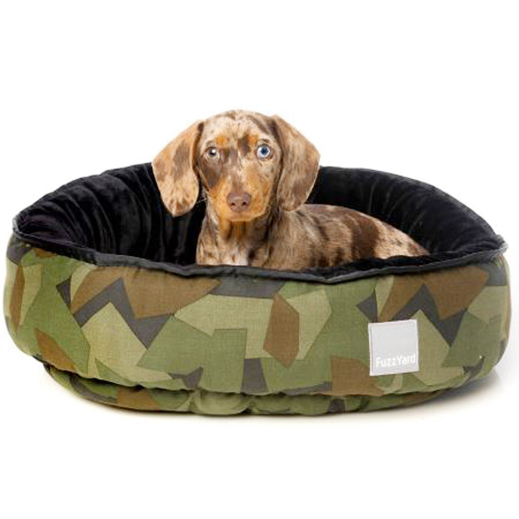 20% OFF: FuzzYard® Reversible Dog Bed - Commando (3 sizes)